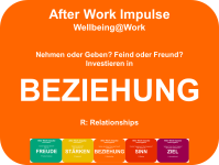 Positive Psychologie im Business PERMA-Modell Beziehungen